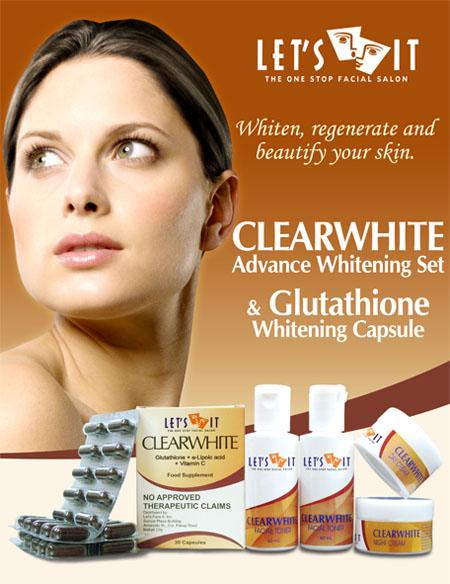 Clearwhite Glutathione 450px